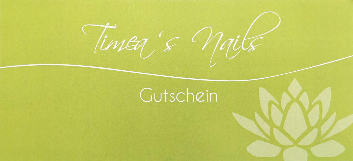 Gutschein - Kosmetik- und Nagelstudio - Neuss, Kaarst, Meerbusch und Korschenbroich