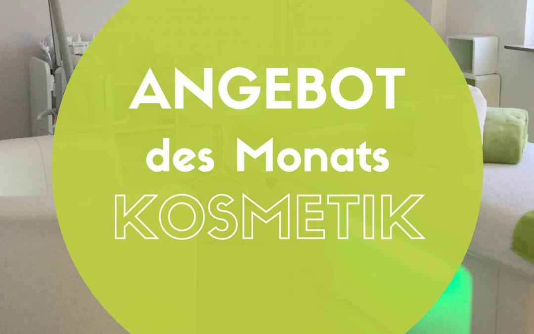 Unser Angebot im September –  15 Euro Fußpflege-Gutschein als Zugabe zur Kosmetik Verwöhn Behandlung