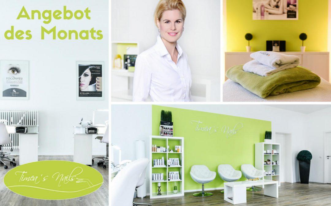Unser Angebot im Juni – Bis zu 100€ Ersparnis bei Neuanlage von Wimpernverlängerungen und 20% Rabatt auf vorrätige Sothys-Produkte