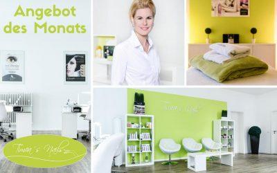 Unser Angebot im April – Kosmetik Basisbehandlung und Fußpflege buchen – gratis Maniküre dazu