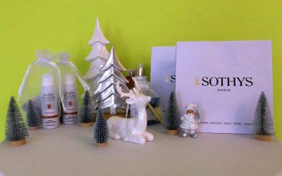 Unser Angebot im November – Überraschungstüte gratis beim Kauf von Sothys oder Allpresan-Produkten ab 70 €
